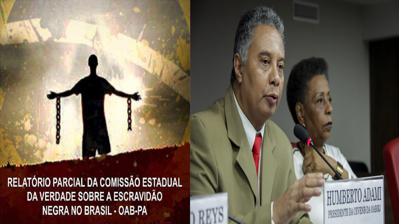 Truth Commission on Black Slavery in Brazil: A Public Hearing