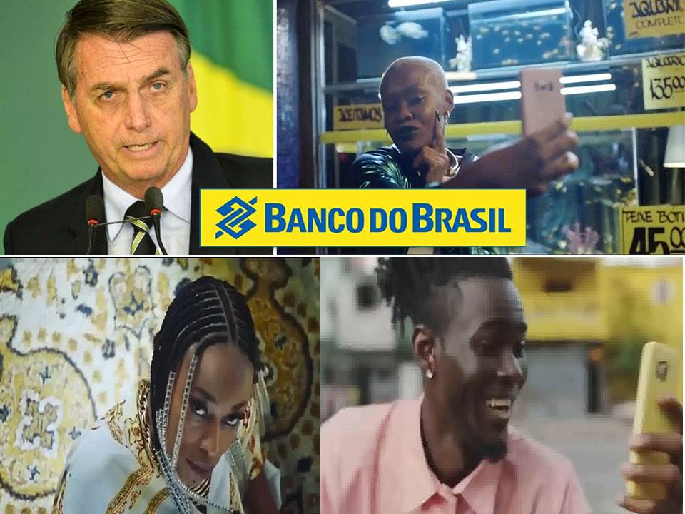 Bolsonaro Drops Banco do Brasil Director because of a Commercial