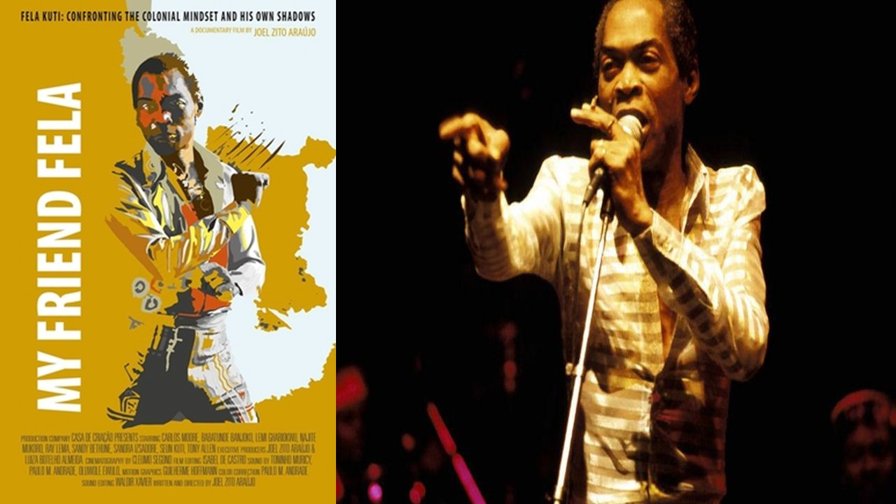 Film My Friend Fela brings complexity to Nigerian musician