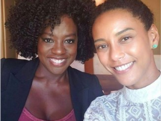 Actress Taís Araújo invited to LA home of Oscar winner Viola Davis