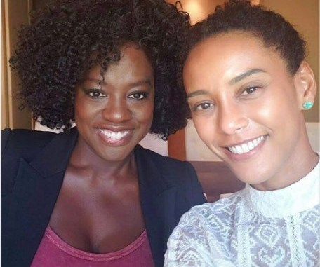 Actress Taís Araújo invited to LA home of Oscar winner Viola Davis