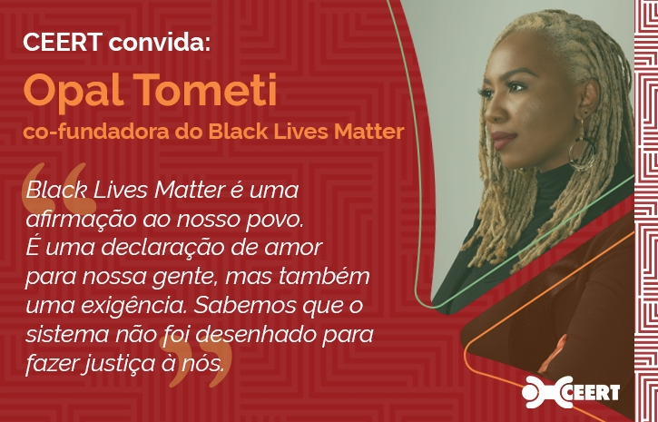 Black Lives Matter to Brazil: CEERT brings Co-founder for the first time