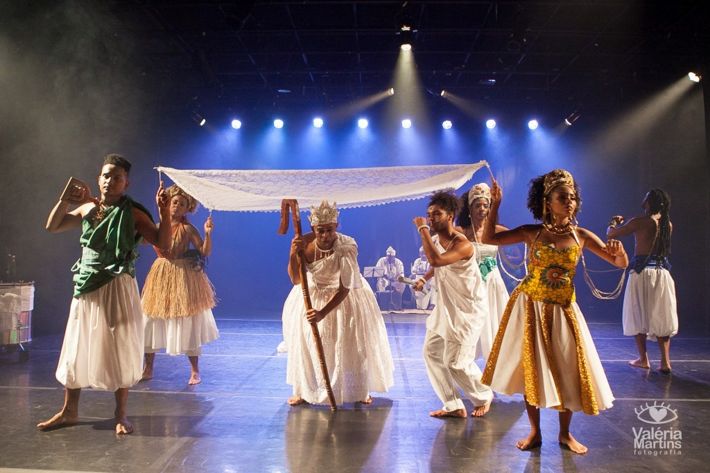 Dance spectacular: African Cosmogony | Vision of the Yoruba People