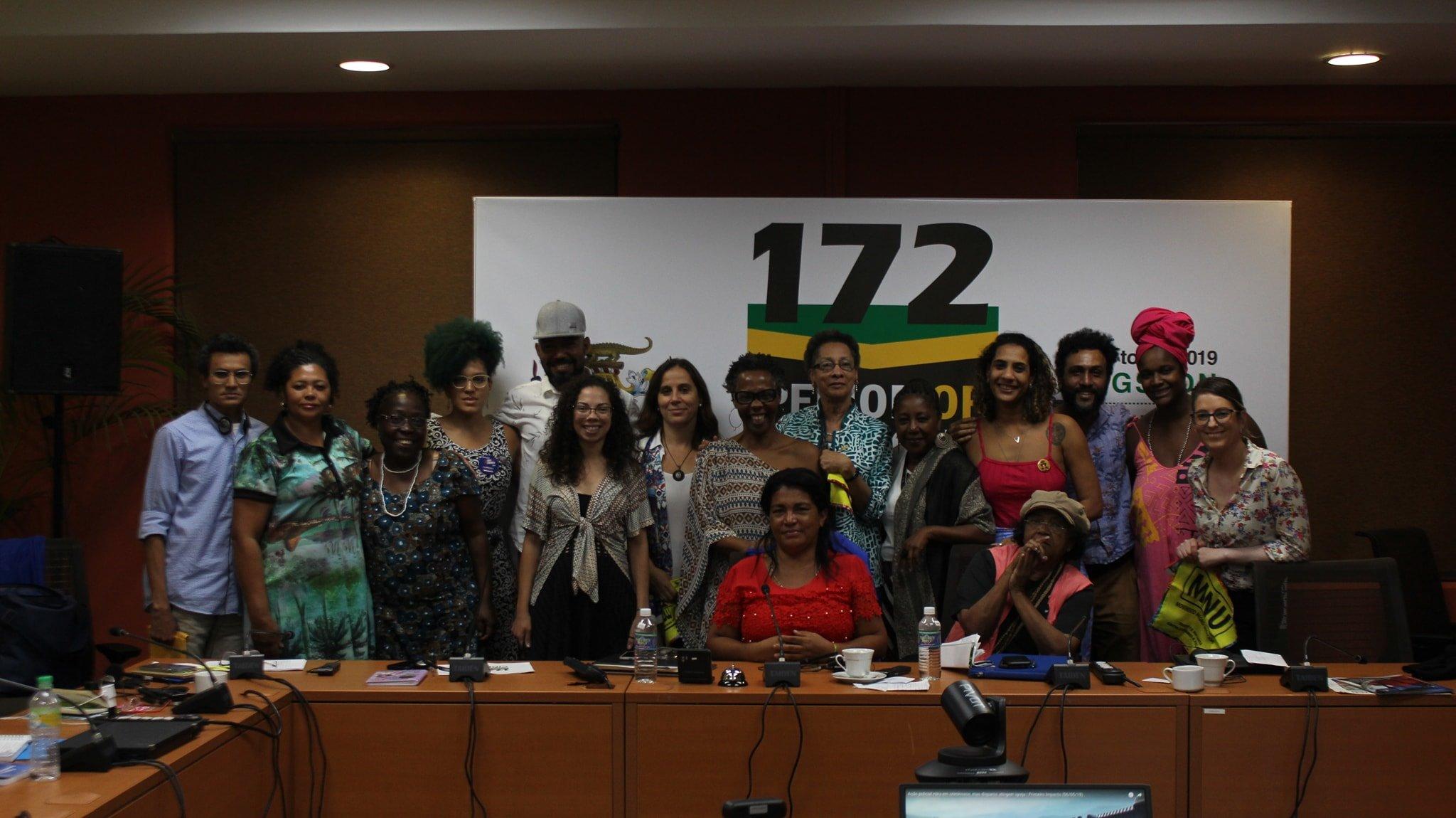 Black Coalition for Rights: denounces President Bolsonaro arms decrees..