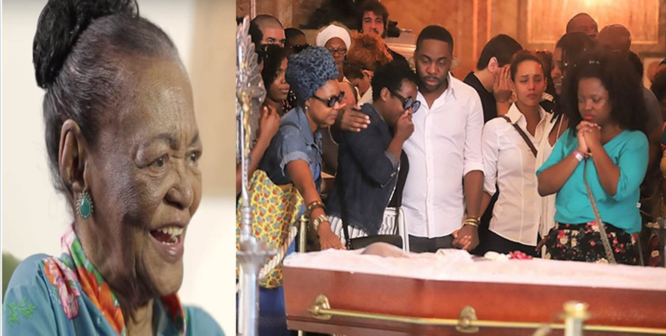A Tribute to Ruth de Souza (Pioneering actress) From Black Actors