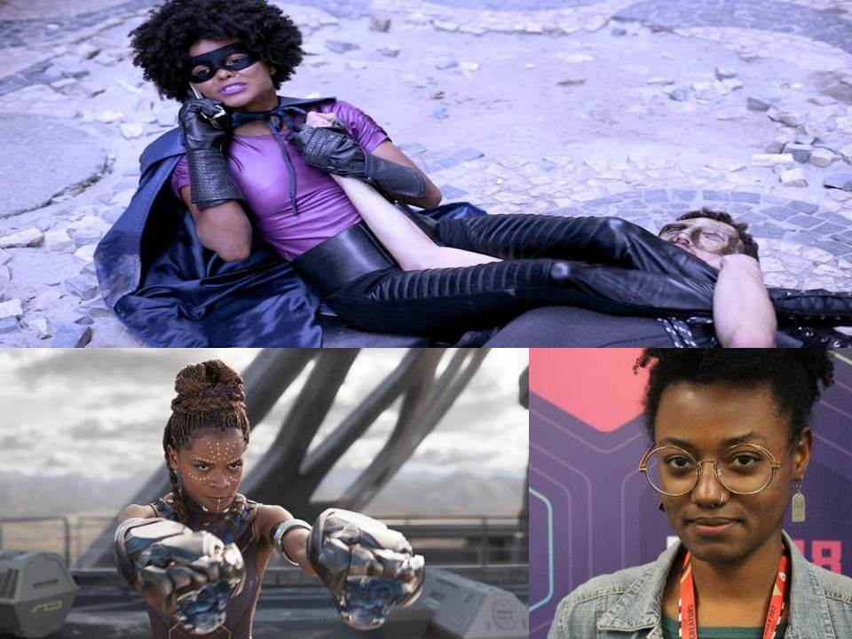 Black women nerds seek a voice and their turn for productions in Brazil