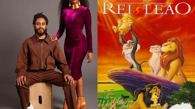 The Lion King: Iza will dub Nala, and Ícaro Silva will be Simba in Brazilian version