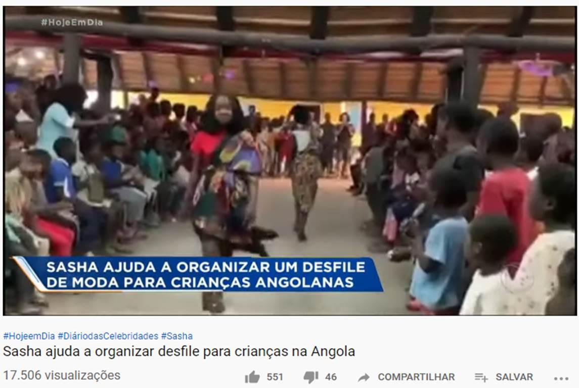 Sasha Angola