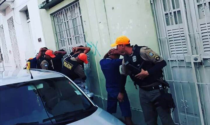 Lawyer Bruno Cândido Reports Racism During Police Stop