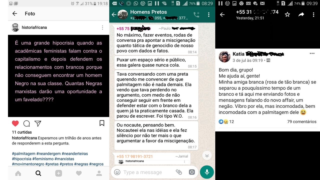 Defenders of white superiority in Brazil: Powerful than Ku Klux Klan