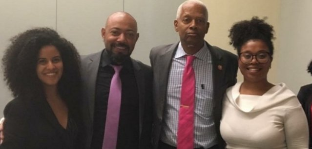 Black Coalition Travels to Washington DC to Expose Genocide