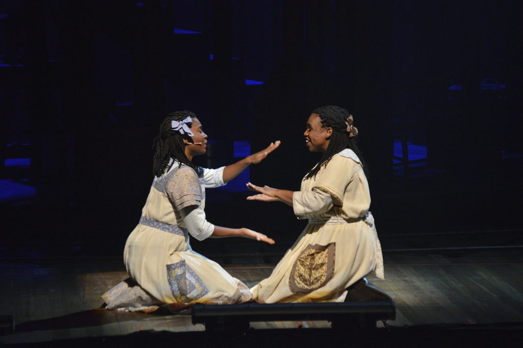 A Cor Púrpura (The Color Purple) Brazilian Production of the Musical