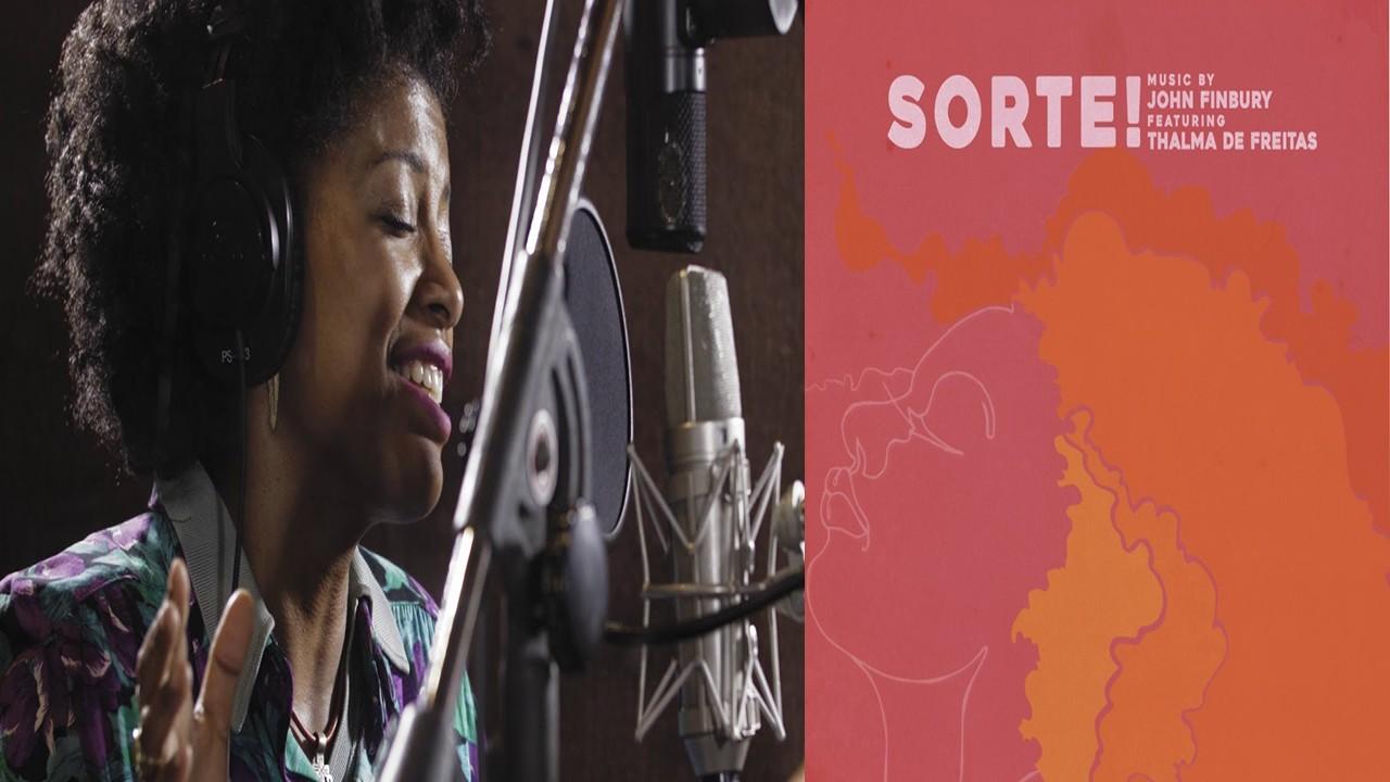 Singer Thalma de Freitas: Nominated for the 2020 Grammy Awards
