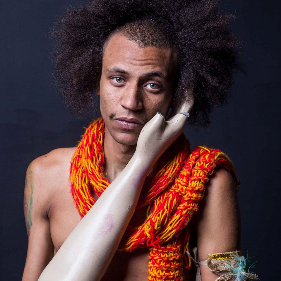 edgar (Baco Exu do Blues: Brazilian Music Paves the way for Stage Rapper )