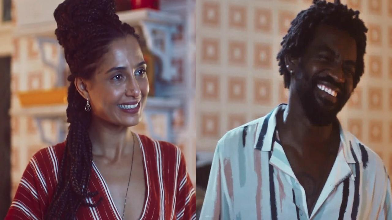 Camila Pitanga and Fabrício Boliveira portrays siblings in 'Juntos'