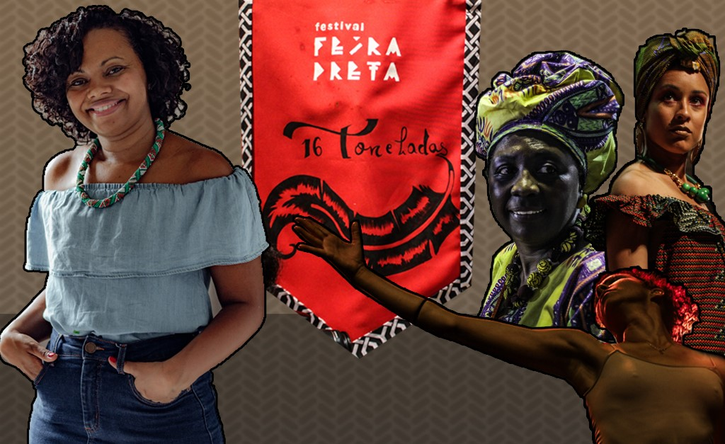 Feira Preta is the largest black cultural event in Latin America