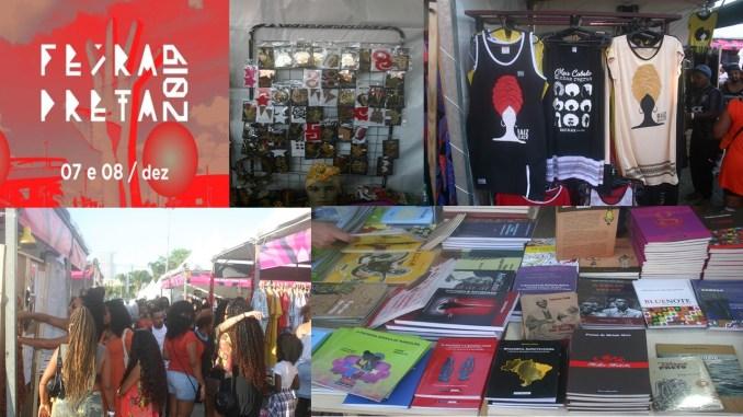 Feira Preta is the largest black cultural event in Latin America