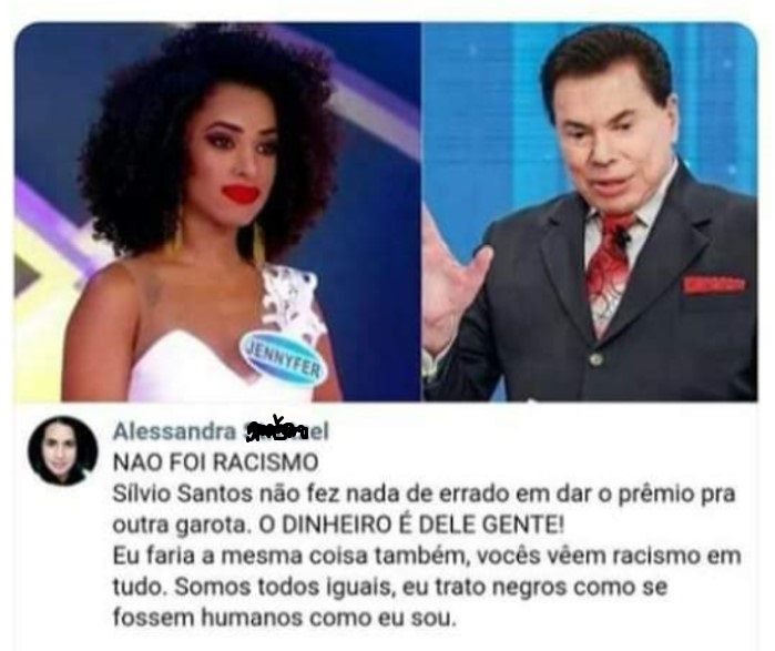 comment on silvio santos - dec. 11, 2019 - e