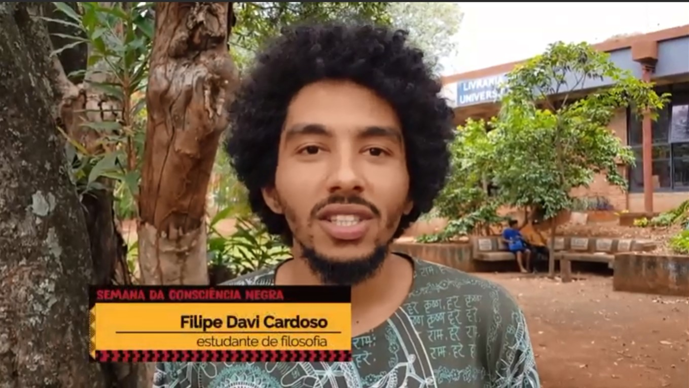 Filipe (Black and Brown Population in Brazil is still not Represented )