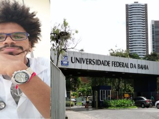 Federal University in Bahia: First black Medical Graduate Student