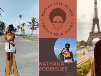 Black Women Explore the world: Personal Archive Sophia Costa