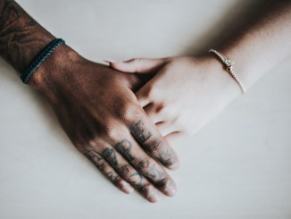 Being in an interracial relationship is not synonymous with Racism