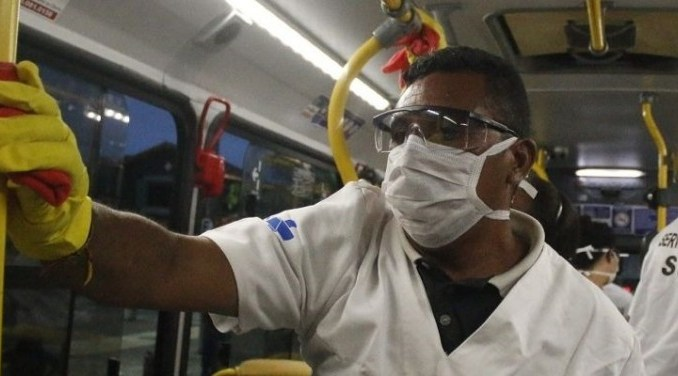 The Spread of the Coronavirus Affects the Lives of Black Brazilians