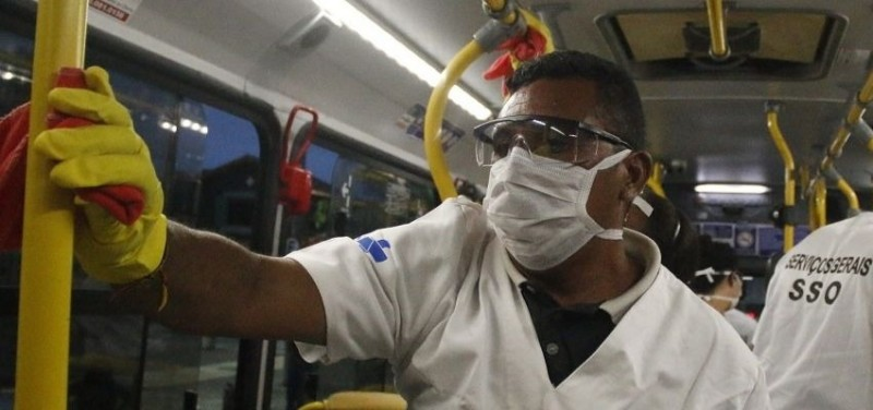 Spread of the Coronavirus Affects the Lives of Black Brazilians