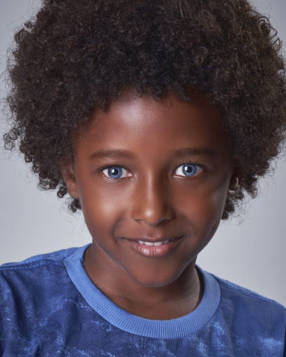 7 Years old Luís Henrique from Bahia Chosen by Modeling Agency
