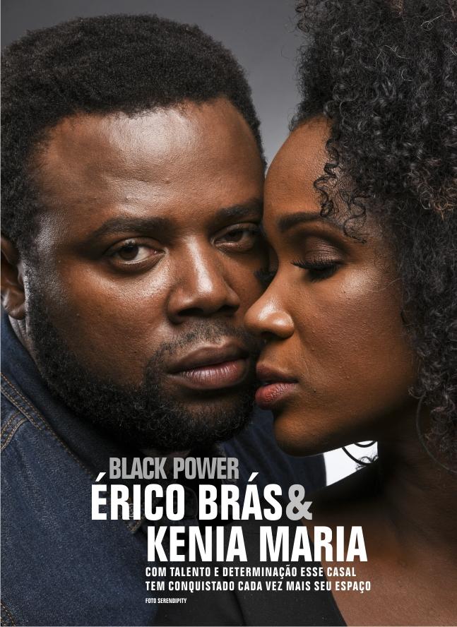 Actor Érico Bras Talks About Black Love