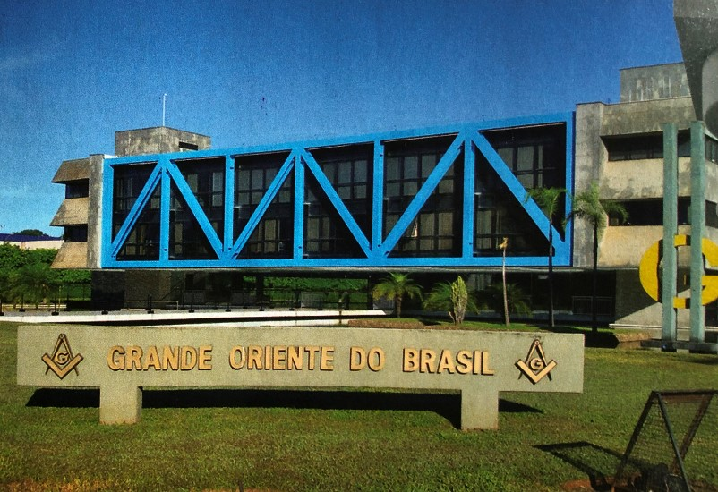 Grande Oriente do Brasil Black Brazilian Freemasons: Work for The Aggrandizement of the Race