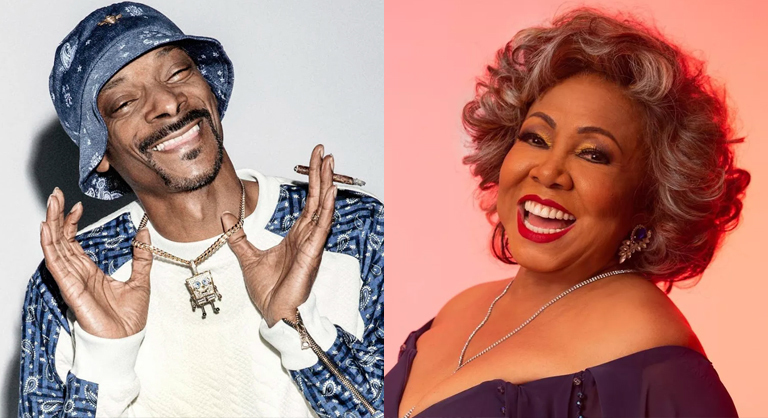 Snoop Dedicates Alcione Song to Dodger fans