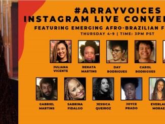 Ava Duvernay's Array Company to Showcase Emerging | Black Brazil