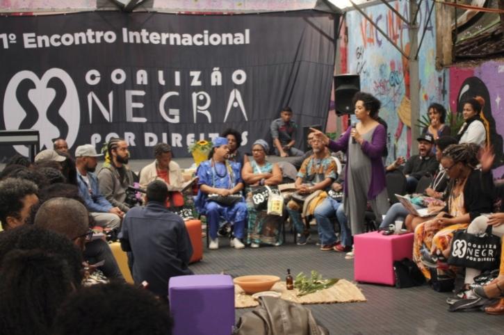Black Coalition and lawyers Denounce President Bolsonaro's Address