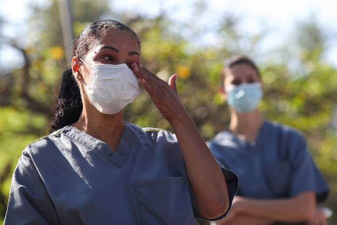 Sharp Increase in Covid-19 Cases: More than 92,000 infected in Brazil
