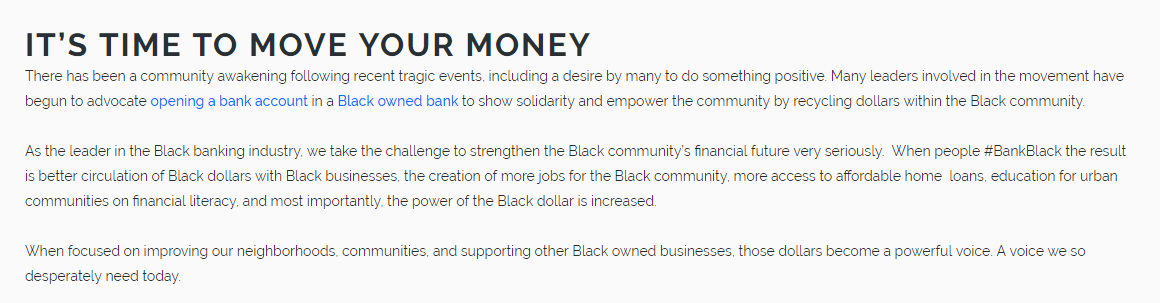 black money - response