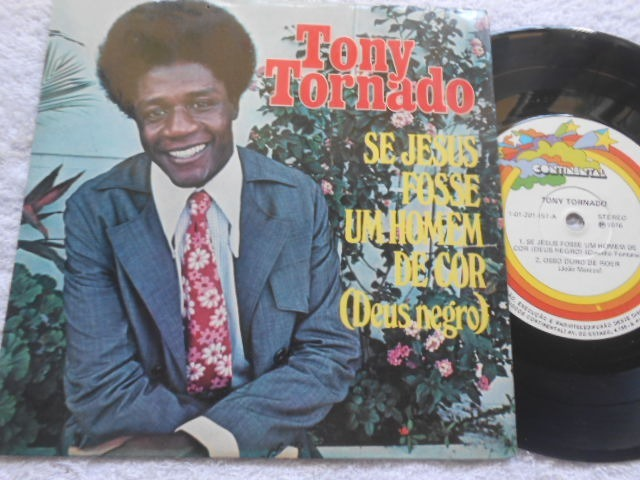 90 years of Tony Tornado: With his Afro James Brown Influenced Soul