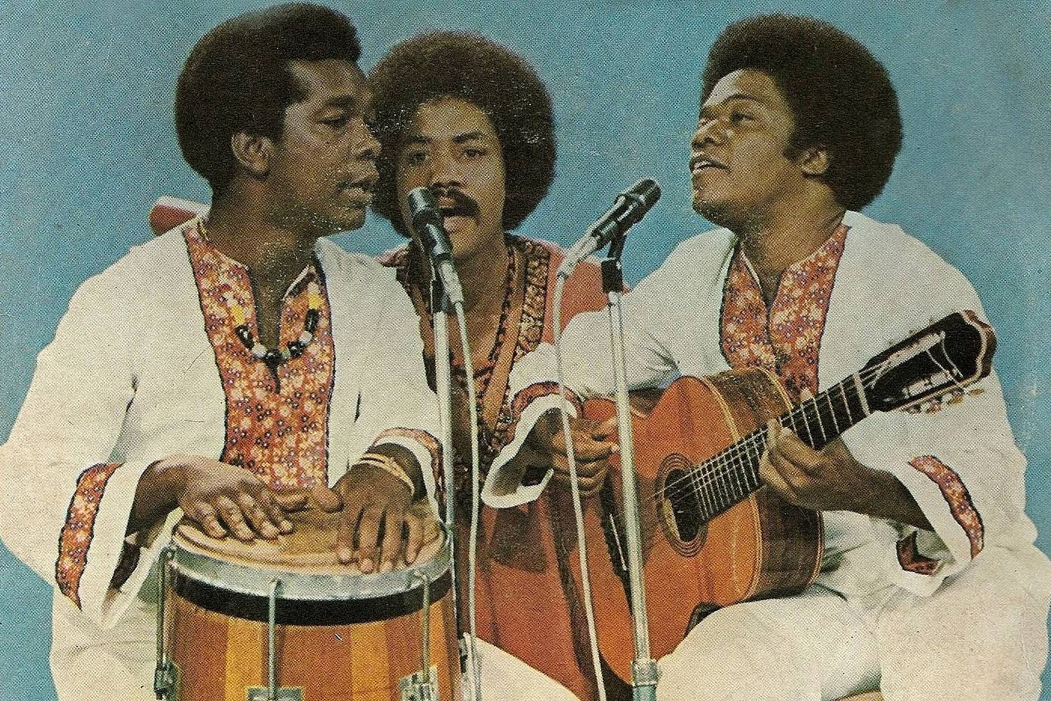 Os Tincoãs Afro Brazilian Religions Continue to Influence Songwriters