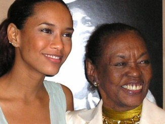Taís Araújo honors black Brazilian actresses After Death of Ruth de Souza