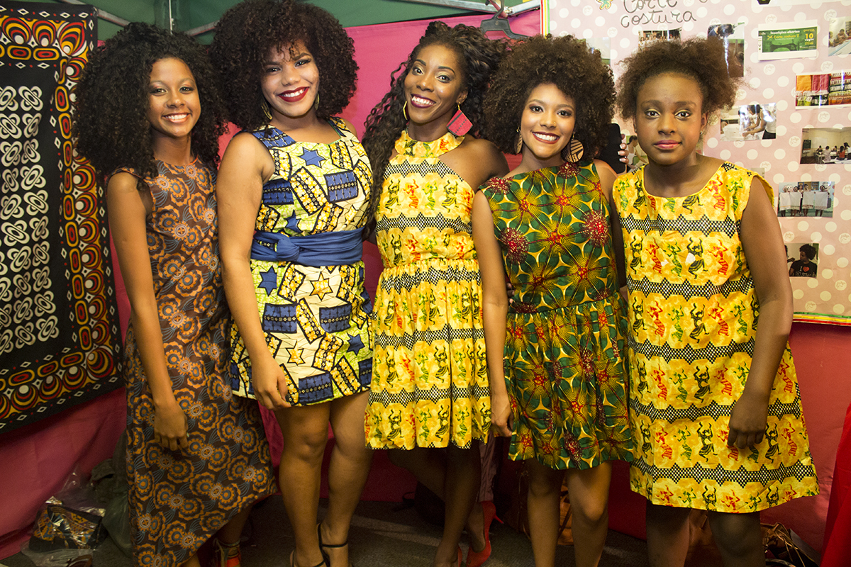 Afro-Brazilian fashion: Weapons of Resistance Against Racial..