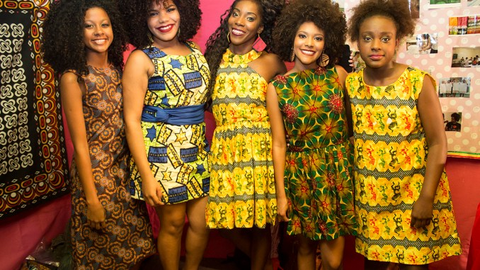 Afro-Brazilian fashion