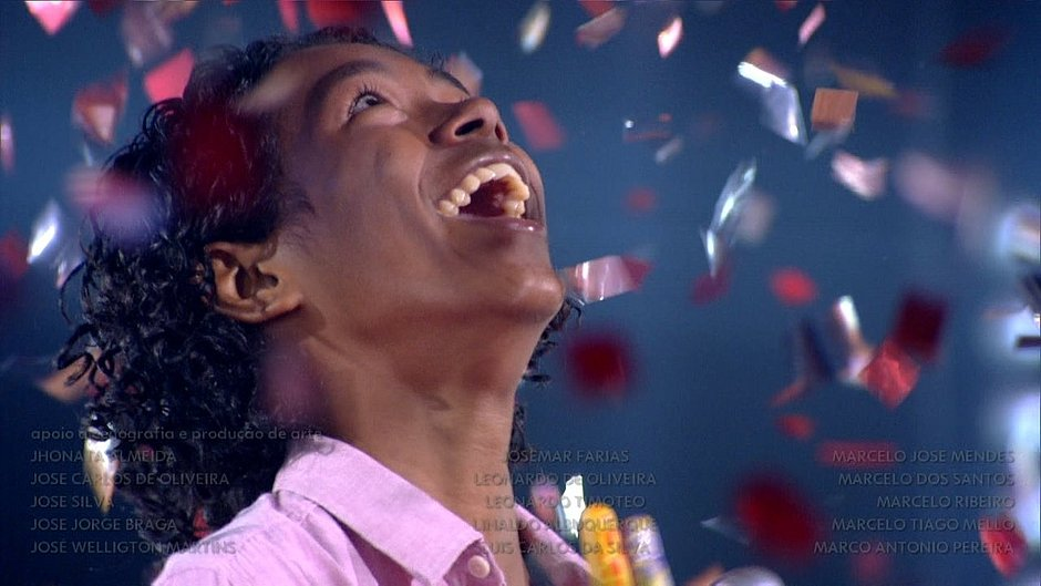 The Voice Kids Brasil Wins By a Teen & Earns nickname: Whitney's son