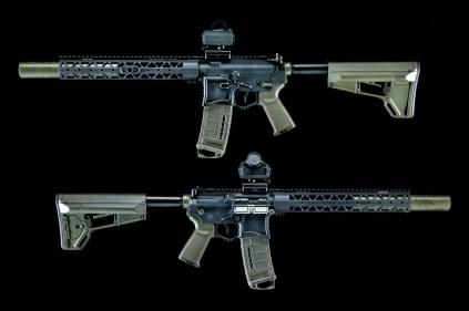 Seekins AR-1
