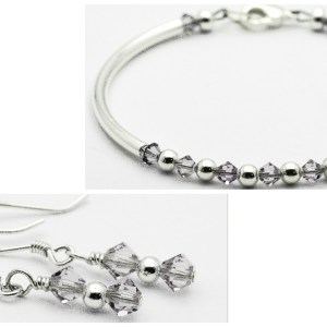 June Birthstone Bracelet