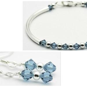 December Birthstone Bracelet