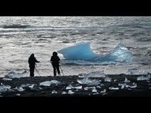 Photographing the Ice