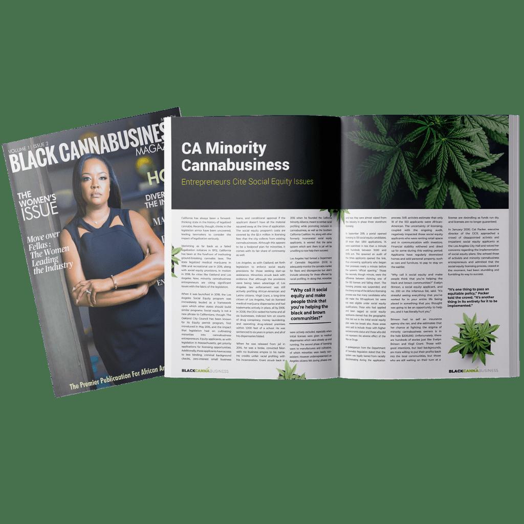 Cannabis Marketing Magazine
