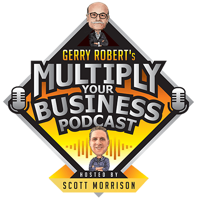 Proud Supporter Of Multiply Your Business Podcast