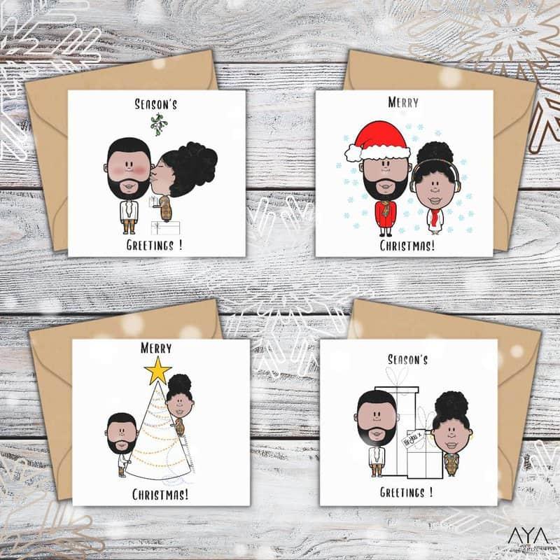 Brand - Aya Cards