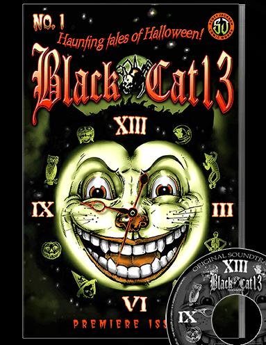 Black Cat 13 No 1 Halloween Comics